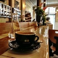 Photo taken at Coutume Café by pdot on 5/25/2013
