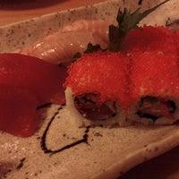 Photo taken at Kibune Sushi by pdot on 1/13/2014