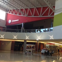 Photo taken at Cinemex by Cesar G. on 2/3/2014
