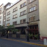 Photo taken at De Mendoza Hotel by Cesar G. on 7/31/2013