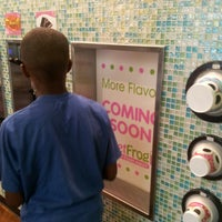 Photo taken at SweetFrog by Phyllis BossLadySpeaks A. on 8/4/2013