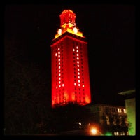 Photo taken at The University of Texas at Austin by Tiffany L. on 1/31/2013