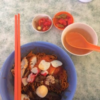 Photo taken at Mohammad Lim Noodles by khai_nasya j. on 2/11/2017