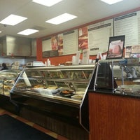 Photo taken at Morrisville Deli by PAUL B. on 6/17/2014