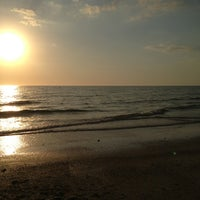Photo taken at Coquina Beach by Brinton on 2/10/2013