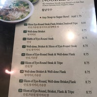Photo taken at Pho Saigon Noodle & Grill by Stabitha C. on 9/29/2017