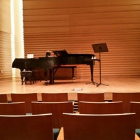 Photo taken at School of Music (MUS) by Shannon H. on 11/14/2015