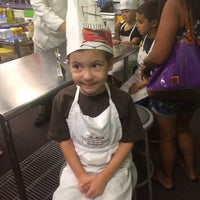 Photo taken at Young Chefs Academy by Gretchen C. on 10/5/2013