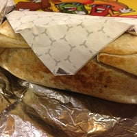 Photo taken at Burro Burrito by Rafael Z. on 2/22/2013