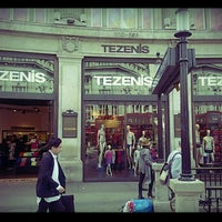 Photo taken at Tezenis by Eve O. on 4/29/2013