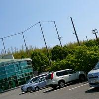 Photo taken at GONZO PARK by Kiosuku m. on 5/10/2015