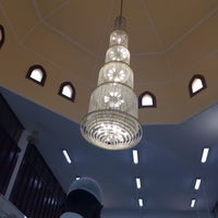 Photo taken at مسجد طه ياسين Masjid Taha Yaasin by Acmad M. on 1/31/2014
