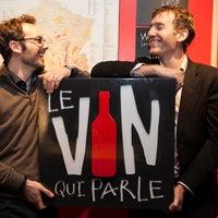 Photo taken at Le Vin Qui Parle by Le Vin Qui Parle on 2/7/2014