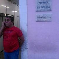 Photo taken at Escola de Música by Julio B. on 4/16/2014