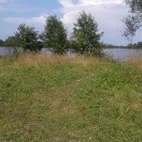 Photo taken at Sološnieku ezers by Katrīne on 8/6/2014