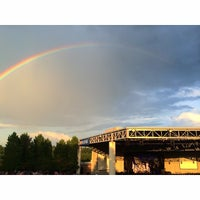 Photo taken at PNC Music Pavilion by Cassandra L. on 7/23/2014