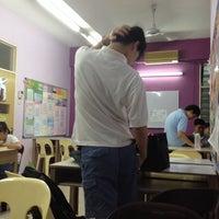 Photo taken at Pelita International School by Nicole T. on 1/28/2014