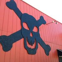 Photo taken at Pirate's Cove Bar by Kara P. on 9/19/2012