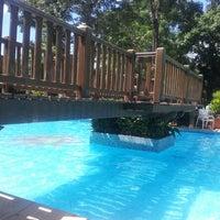 Photo taken at San Martin Hotel & Resort Foz do Iguaçu by Anibal B. on 2/28/2013