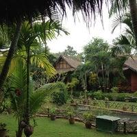 Photo taken at Thongbay Guesthouse by Regan M. on 10/16/2012