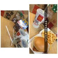 Photo taken at McDonald's by Sinem E. on 1/21/2016