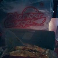 Photo taken at Blenger Burger by annissa mahar n. on 9/26/2014