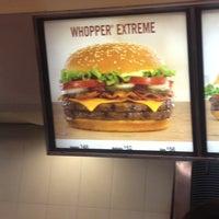Photo taken at Burger King by Eder G. on 12/14/2012
