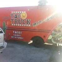 Photo taken at The Taco Truck by Whit J. on 4/9/2013