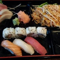 Photo taken at Sachi Sushi by Whit J. on 5/17/2014