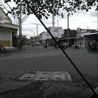 Photo taken at Pertigaan Yon Armed by vadlan o. on 7/14/2013