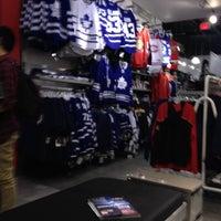Photo taken at Sport Chek Toronto Eaton Centre by Chris C. on 2/22/2014