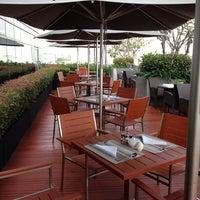 Photo taken at Executive Lounge Novotel Ploenchit by Martin A. on 12/10/2013