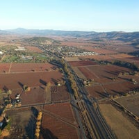Photo taken at Hot Air Balloon Over Napa by Mercy P. on 12/1/2013
