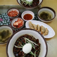 Photo taken at The Palace Korean Restaurant by Irene O. on 1/11/2015