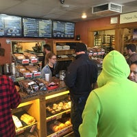 Photo taken at Avon Bakery and Deli by Brian S. on 3/8/2016