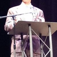 Photo taken at Palm Beach Dramaworks by James E. on 2/11/2014