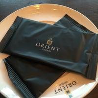Photo taken at Orient London by Sarahi M. on 9/13/2016