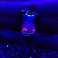 Photo taken at Pump It Up by Tracy L. on 4/12/2014