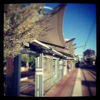 Photo taken at Encanto/Central Ave METRO by Edward J. on 10/18/2012