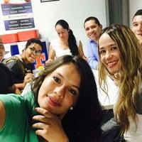 Photo taken at Cafeteria de la EA by Claudia J. on 10/7/2015
