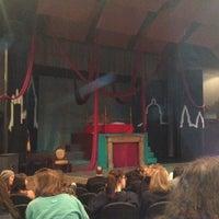Photo taken at Santa Ynez Valley Union High School by Joe S. on 12/15/2012