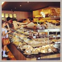 Photo taken at La Boulangerie by Rodrigo F. on 4/21/2013