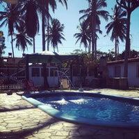 Photo taken at La Rocca Brasil - Beach Hostel Porto de Galinhas by Larine F. on 12/24/2012