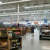 Photo taken at Walmart Supercenter by Leo B. on 8/20/2016