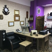 Photo taken at KissİNK-TattooShop by Mehmet T. on 11/28/2016