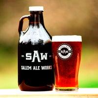 Photo taken at Salem Ale Works by Salem Ale Works on 8/10/2017