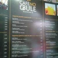 Foto tirada no(a) Café no Bule por Marcia L. em 3/15/2014