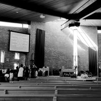Photo taken at Our Lady's Parish by Nino E. on 9/15/2013