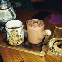 Photo taken at Dobra Tea by Michele J. on 8/22/2015
