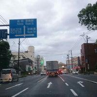 Photo taken at 瀬頭交差点 by ぱくぱくピッピ (. on 7/8/2016